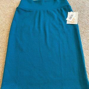 LULAROE Cassie skirt size XS new w tags
